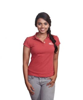 RED POLO WOMEN