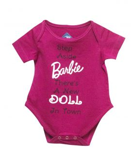 BARBIE DOLL ROMPER