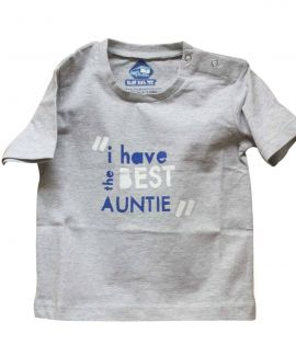 BEST AUNTY T-SHIRT