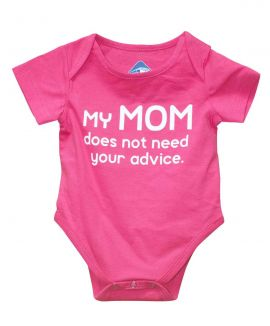 MY MOM NO ADVICE ROMPER