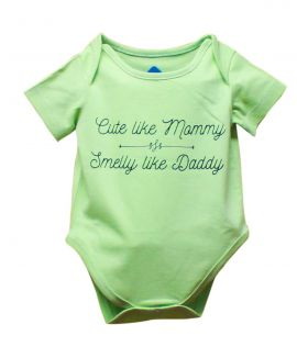 CUTE LIKE MOMMY ROMPER