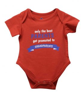 BEST PARENTS ROMPER