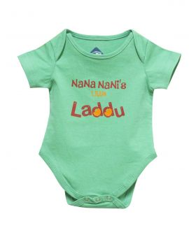 LITTLE LADDU ROMPER