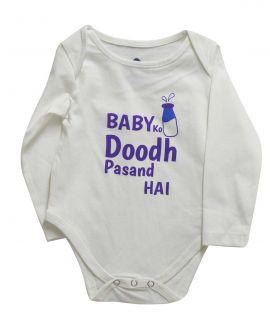 BABY KO DOODH PASAND HAI FULL SLEEVES