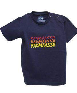 BADMAASSH T-SHIRT