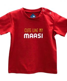 Cute Like Maasi T-shirt