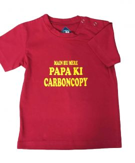 Carbon copy T-shirt