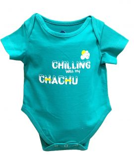 CHILLING CHACHU ROMPER