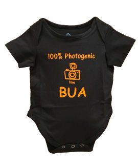 PHOTOGENIC BUA ROMPER