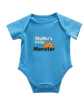 MAMAS LITTLE MONSTER ROMPER