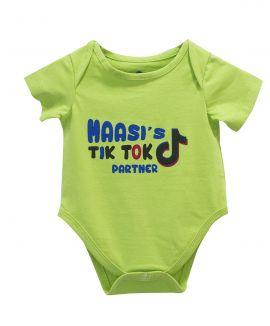 MAASIS TIK TOK PARTNER ROMPER