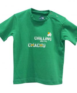 CHILLING WITH CHACHU  t-shirt
