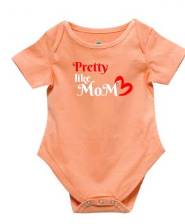 PRETTY LIKE MOM ROMPER