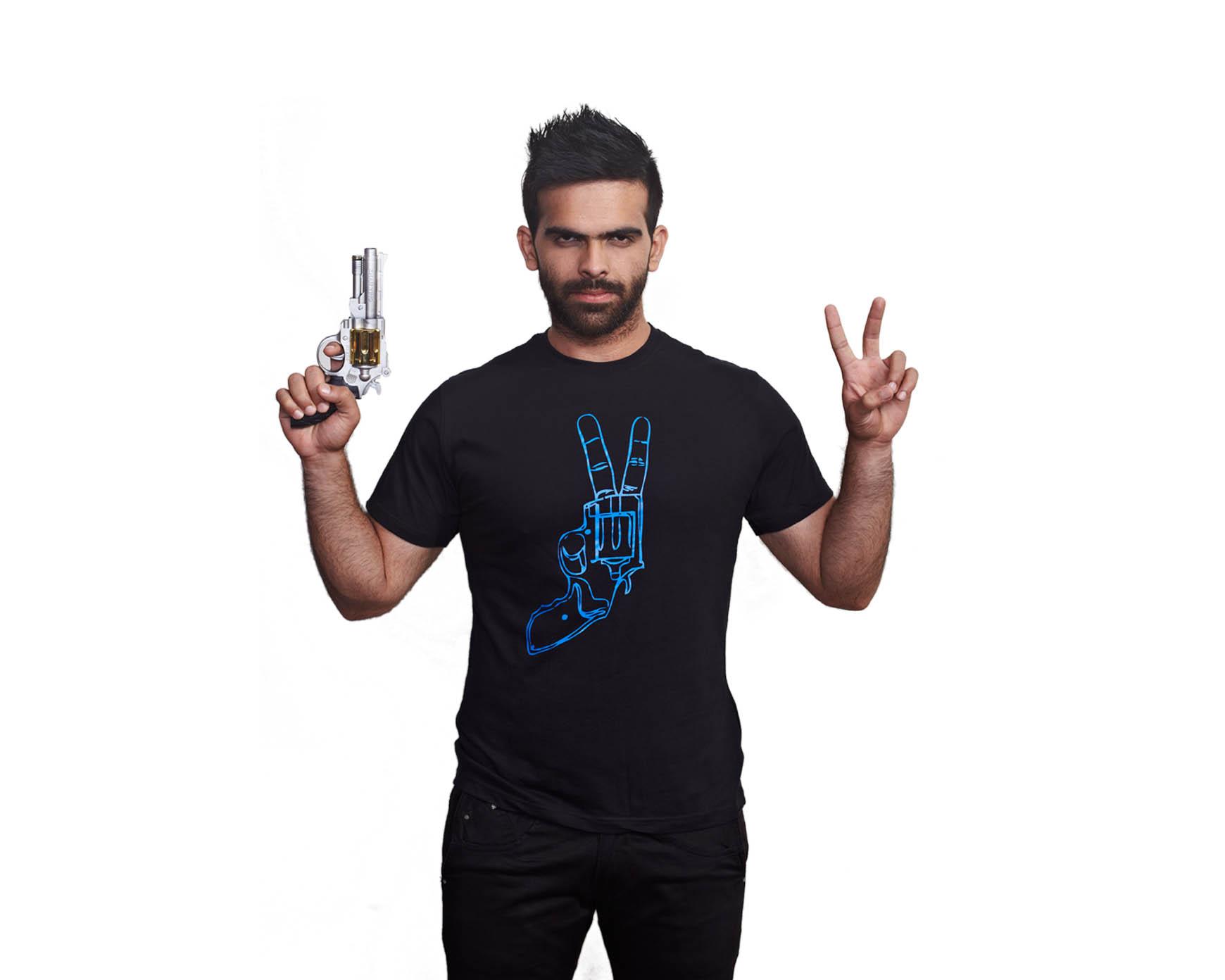 PEACE-GUN