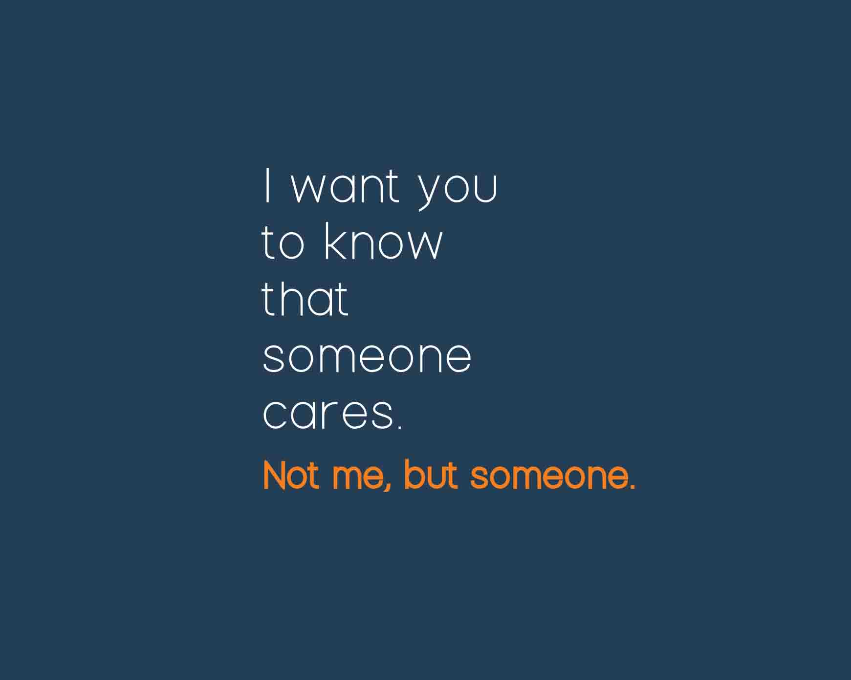 SOMEONE-CARES