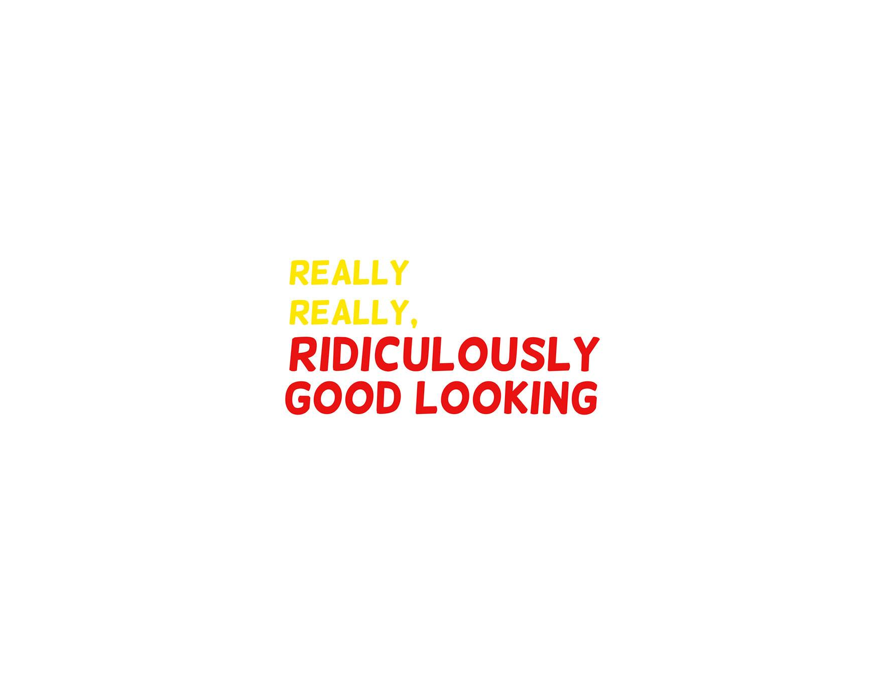 GOOD-LOOKING-T-SHIRT