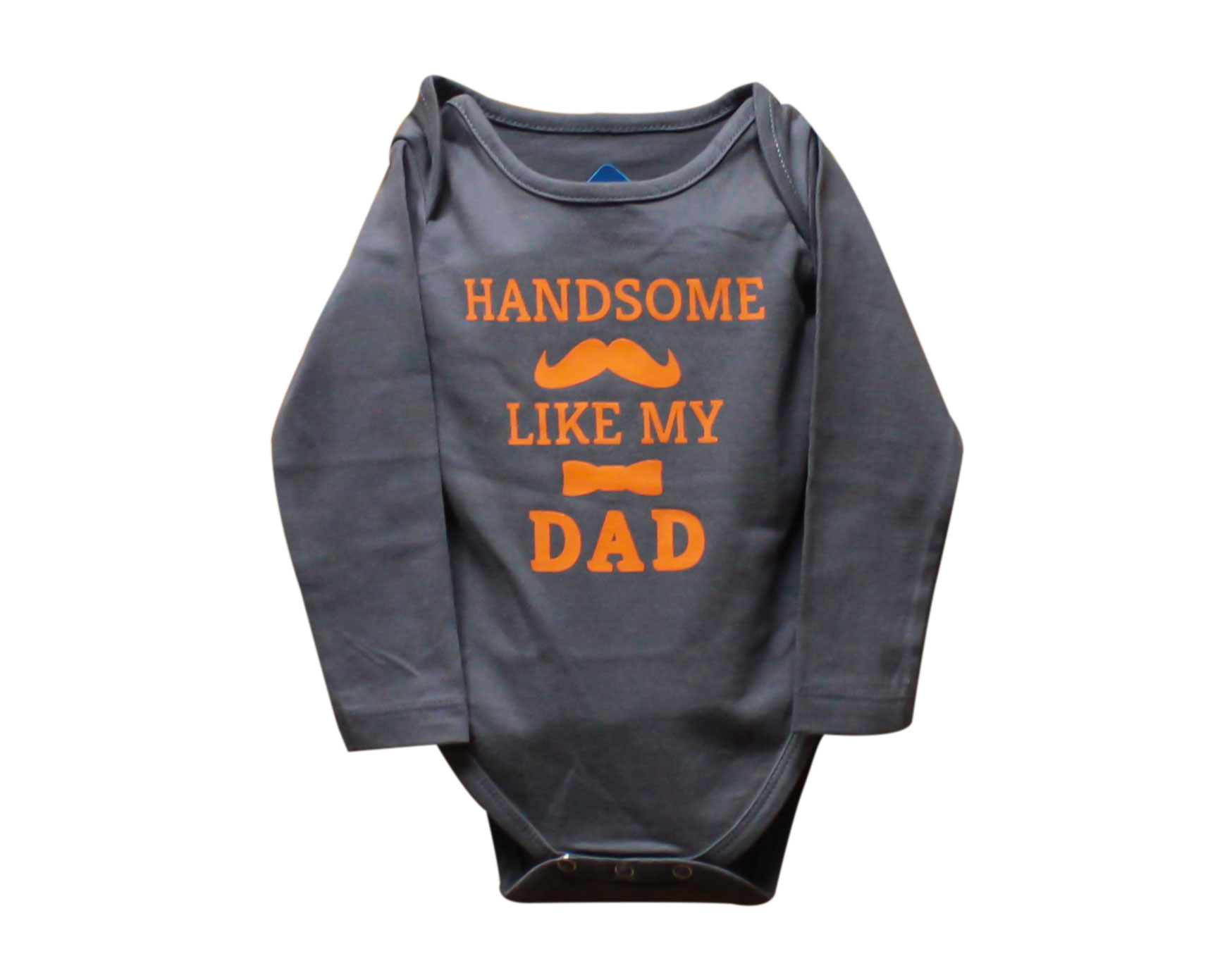 f33d52c4e85 Kids Rompers Online Store - Buy Handsome like my dad Rompers For Kids Online  at best prices on Blue Bus Store.